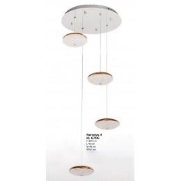 Lustra LED Nemesis 4 KL 6706 Klausen